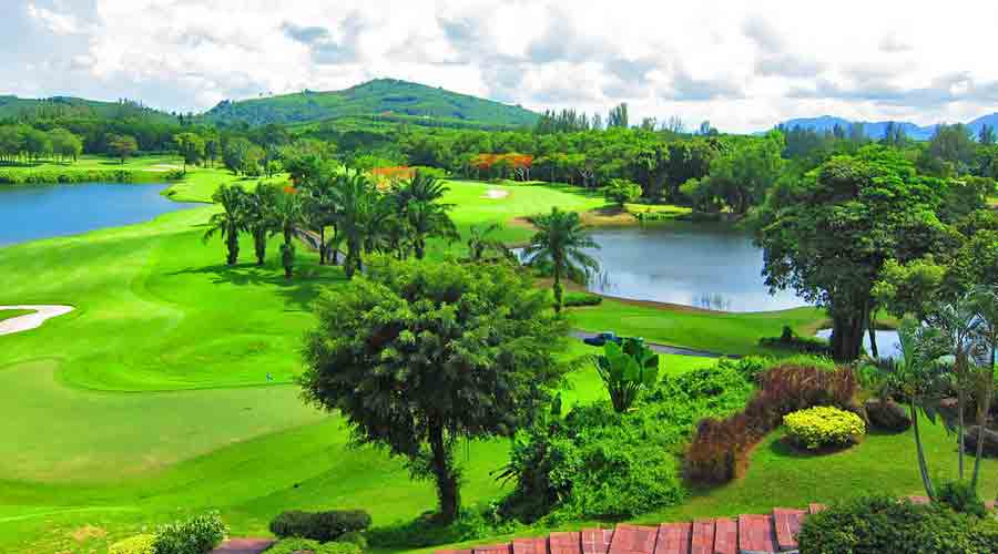 Phuket Golfing Holiday