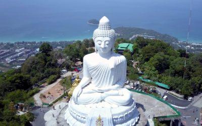 The High Life with Phuket Big Buddha
