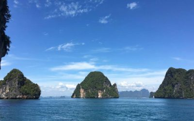 Fun on a Phang Nga Bay Tour