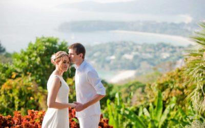 Tropical Weddings in Phuket