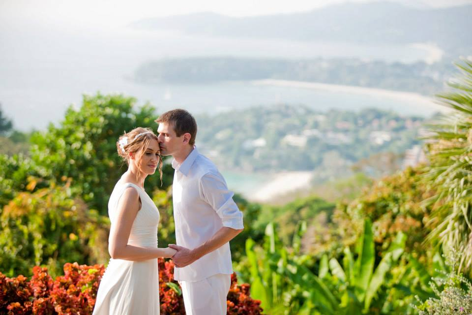 Tropical Weddings in Phuket
