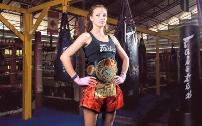Learn Muay Thai or MMA in Phuket
