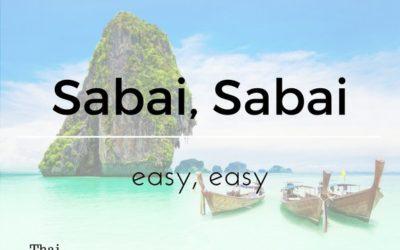 Learn Easy Thai Words
